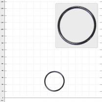 Cocoon O-Ring schwarz